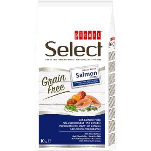PICART SELECT GRAIN FREE ADULT SALMON MENU 10KG - 1063