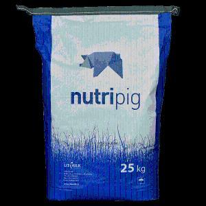 ΓΑΛΑ ΦΥΡΑΜΑΤΟΣ NUTRIPIG NON -GMO 25kg - 2581