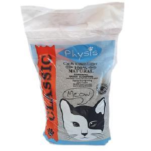 ΑΜΜΟΣ ΓΑΤΑΣ PHYSIS CAT LITTER CLASSIC 5kg - 3160