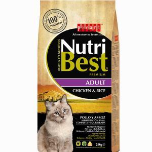 PICART NUTRIBEST CAT CHICKEN-RICE 15Kg - 1961