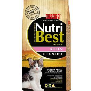 PICART NUTRIBEST CAT KITTEN CHICKEN & RICE 8KG - 1992