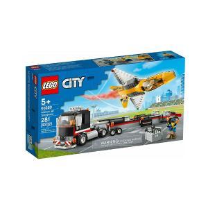 Φορτηγό Μεταφοράς Τζετ Αεροπορικής Επίδειξης 60289 Lego - 10050