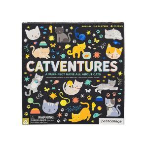Επιτραπέζιο Παιχνίδι Catventures Petit Collage - 11888