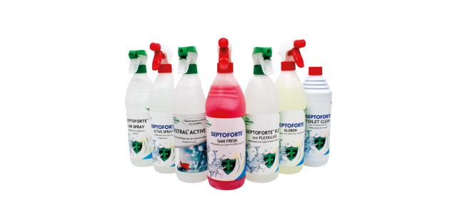 DISINFECTANTS - PERSONAL HYGIENE