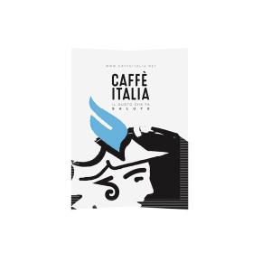 ΛΕΥΚΗ ΖΑΧΑΡΗ CAFFE ITALIA 5gr 100ΤΕΜ