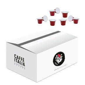 CAFFE ITALIA CARUSO ΚΑΨΟΥΛΕΣ ΣΥΜΒΑΤΕΣ ΜΕ NESPRESSO 100ΤΕΜ