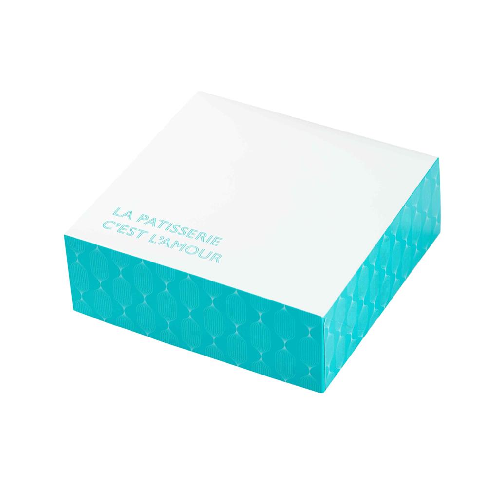 """ΚΟΥΤΙ No.10 """"CAKE BOX"""" ΜΕ ΕΥΚΟΛΟ ΑΝΟΙΓΜΑ (EASY OPEN) 25ΤΕΜ"""