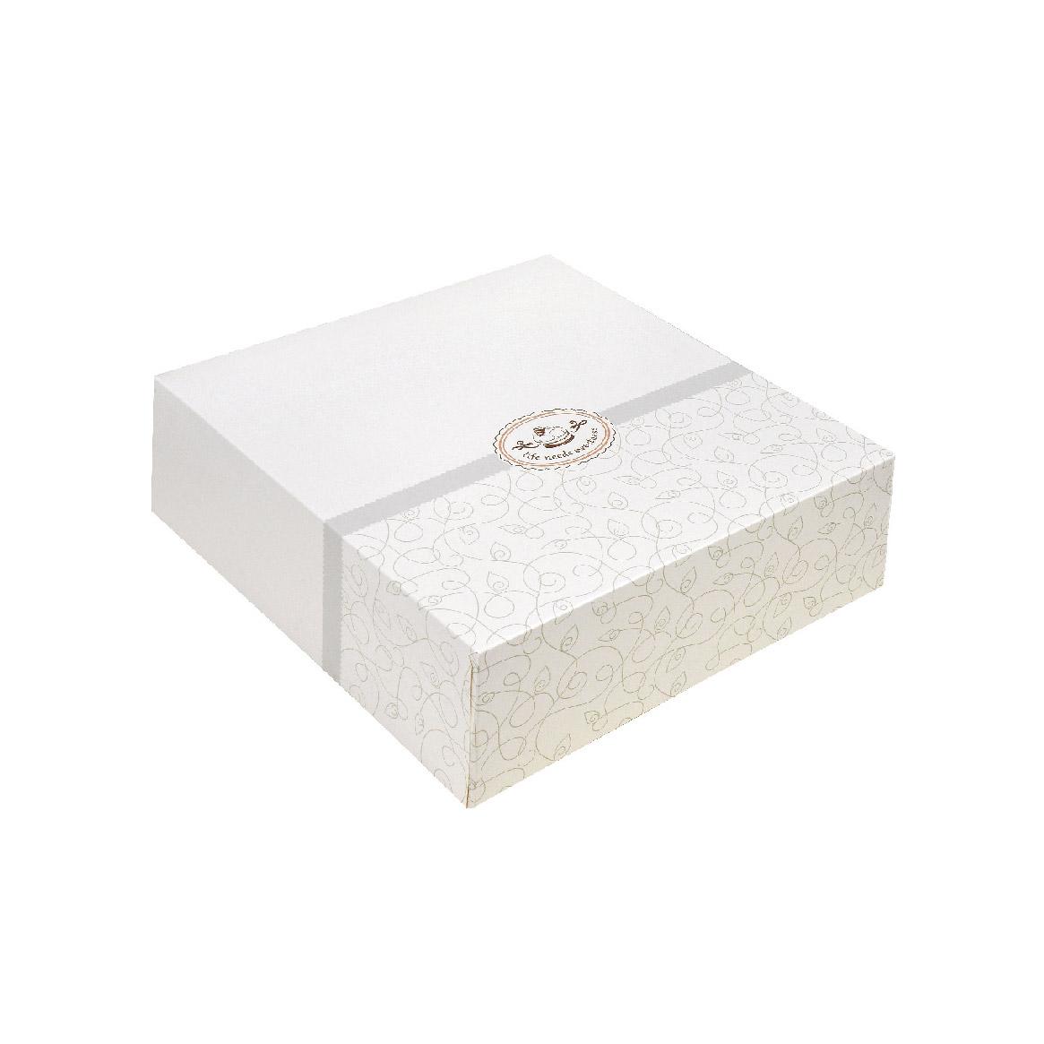 """ΚΟΥΤΙ No.30 """"CAKE BOX"""" ΜΕ ΕΥΚΟΛΟ ΑΝΟΙΓΜΑ (EASY OPEN) 10ΤΕΜ"""