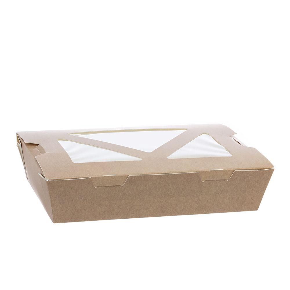 ΚΟΥΤΙ SUSHI MΕΓΑΛΟ ΜΕ ΕΥΚΟΛΟ ΑΝΟΙΓΜΑ (EASY OPEN) 19x12x4,5cm 250τεμ