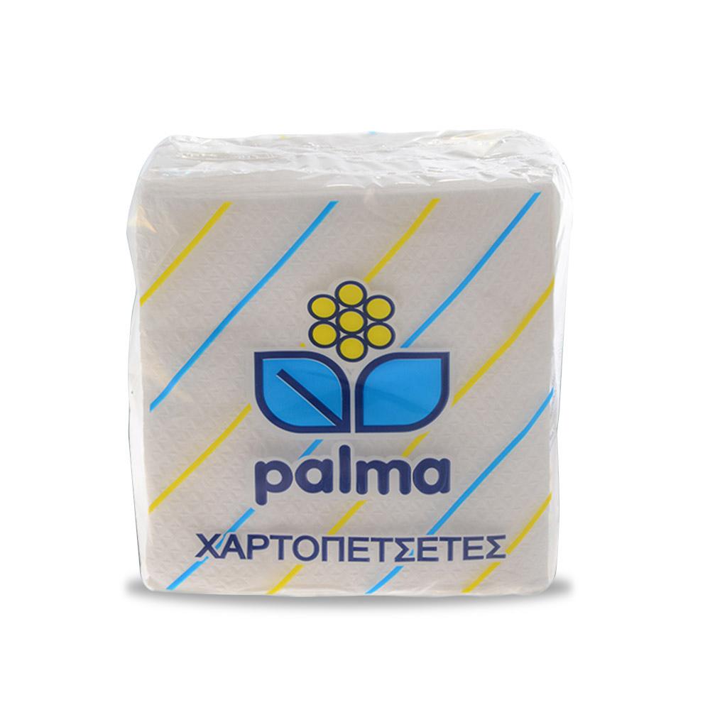 ΧΑΡΤΟΠΕΤΣΕΤΑ ΟΙΚΙΑΚΗ PALMA 28Χ30cm 50ΤΕΜ