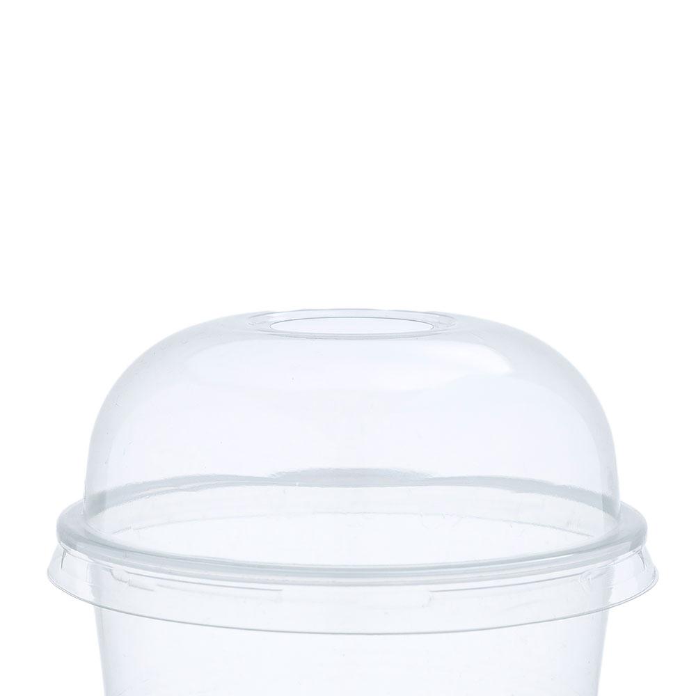 ΚΑΠΑΚΙ ΔΙΑΦΑΝΟ ΠΟΜΠΕ Φ95mm 100ΤΕΜ (Ν.70)