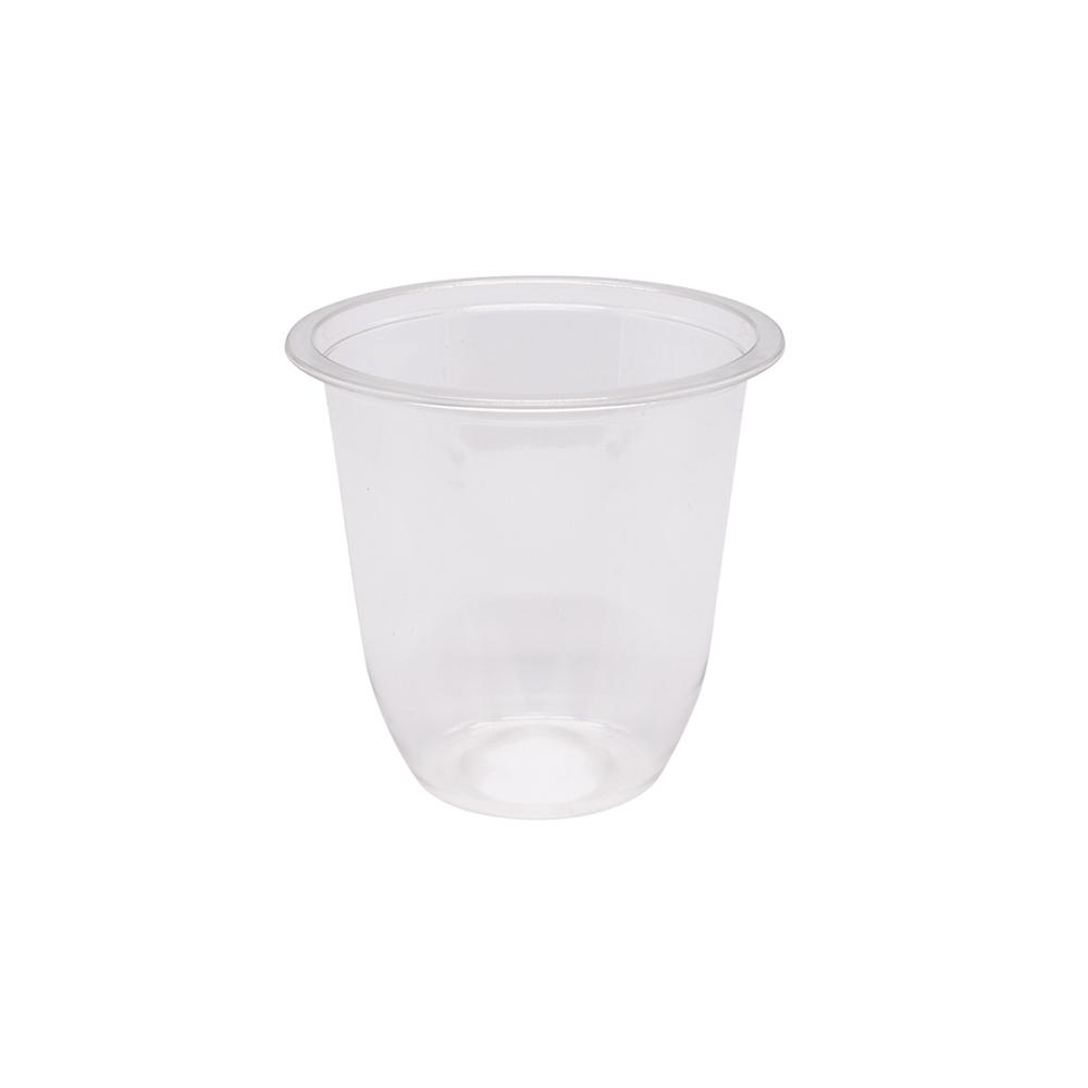 ΚΥΠΕΛΛΟ PET ΔΙΑΦΑΝΟ Φ7,6x7,3cm (160cc) 50ΤΕΜ