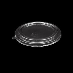 ΚΑΠΑΚΙ ΠΛΑΣΤΙΚΟ ΣΤΡΟΓΓΥΛΟ ΓΙΑ ΧΑΡΤΙΝΟ ΚΟΥΤΙ ΚΡΑΦΤ 40oz (1300ml) 50ΤΕΜ