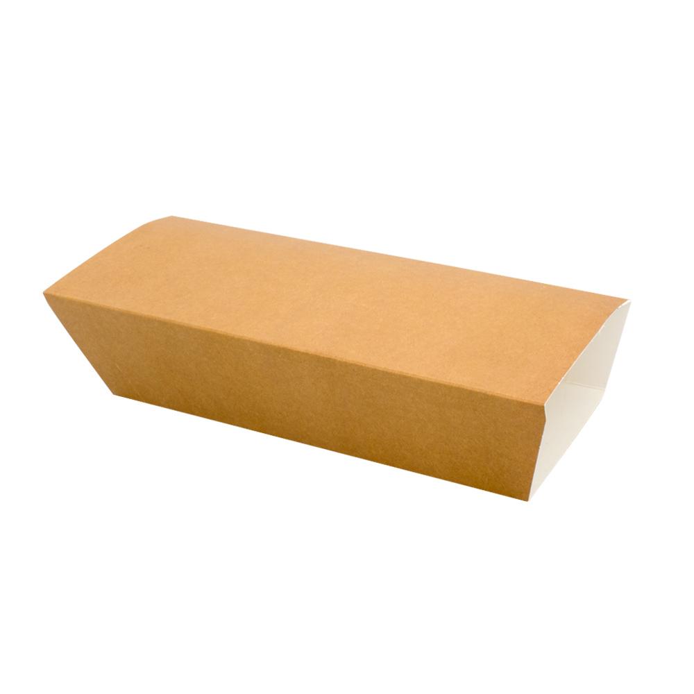 ΘΗΚΗ KRAFT ΜΕ ΕΥΚΟΛΟ ΑΝΟΙΓΜΑ 19x8,5x5cm (EASY OPEN) 50ΤΕΜ