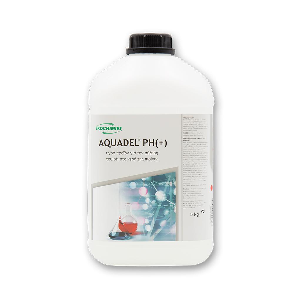 AQUADEL PH (+) ΥΓΡΟ ΓΙΑ ΑΥΞΗΣΗ ΤΟΥ pH ΤΟΥ ΝΕΡΟΥ 5kg