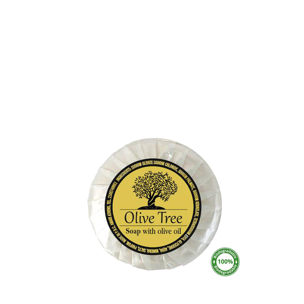 AMENITIES ΣΑΠΟΥΝΙ OLIVE TREE 15gr 40ΤΕΜ