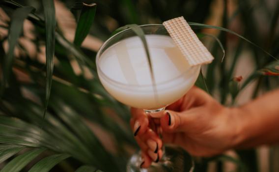 Menu de cocktails